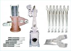 Запасні частини, деталі і вузли для модернізації та реконструкції парових турбін
